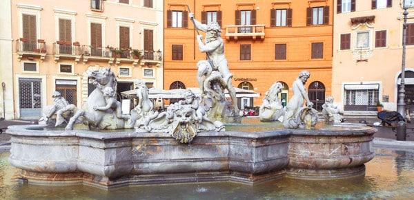 Fontana-del-Nettuno