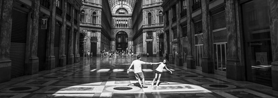 Фотосессия в Италии Неаполь