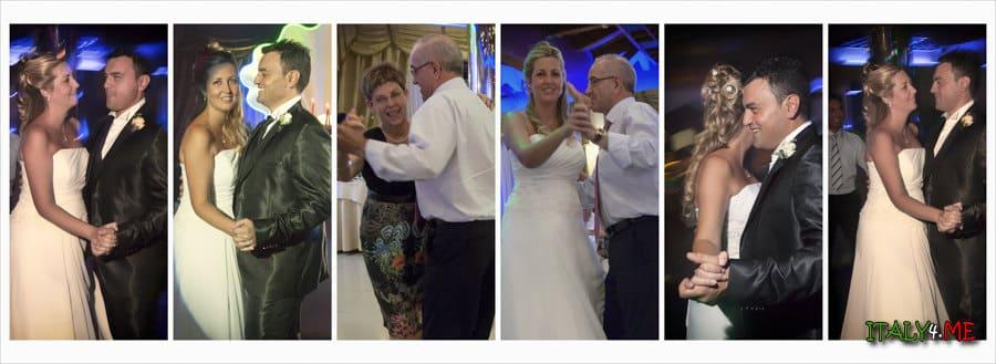 Итальянская свадьба в Риме