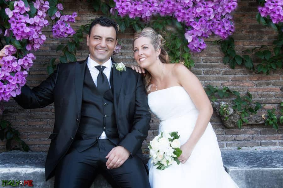 Свадьба в Италии - Ватикан