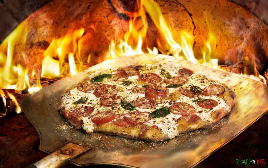 Пицца сорта и рецепты