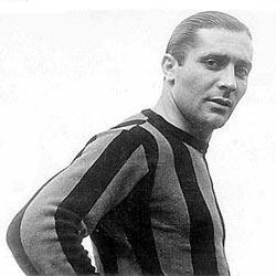 Джузеппе Меацца - великий итальянский футболист