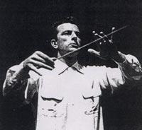 Гвидо Кантелли - итальянский дирижёр театра Ла Скала в Милане