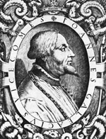 Джан Галеаццо Висконти 1-ый миланский герцог с 1395 по 1402 год