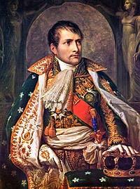 Коронация Наполеона Бонапарта в кафедральном соборе Милана Дуомо