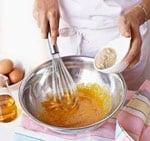 Сабайон - фото рецепт приготовления