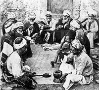 употребление кофе арабами