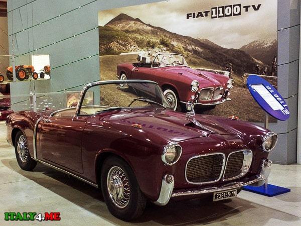 Fiat-kabriolet-v-Tyrine