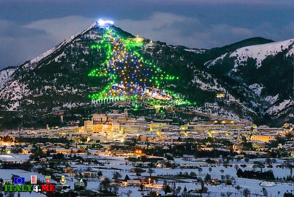 Рождество в Италии - новогодняя Елка