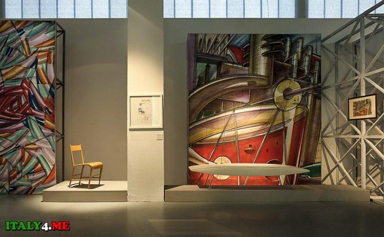 Триеннале в Милане