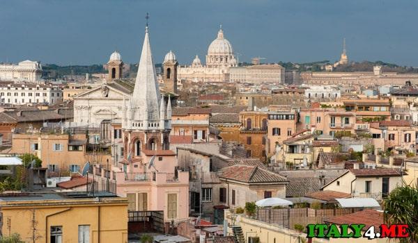 Роскошный и доступный Рим