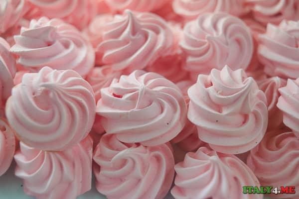 зефир розовый