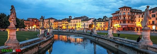 Падуя в Италии