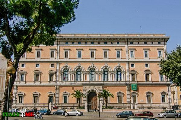 Palazzo Massimo Rome музей в Риме