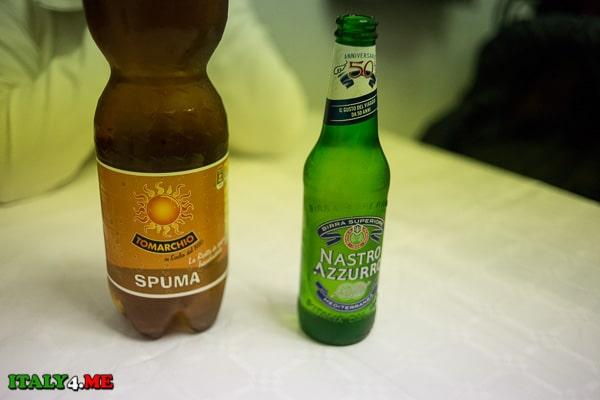 газировка и пиво