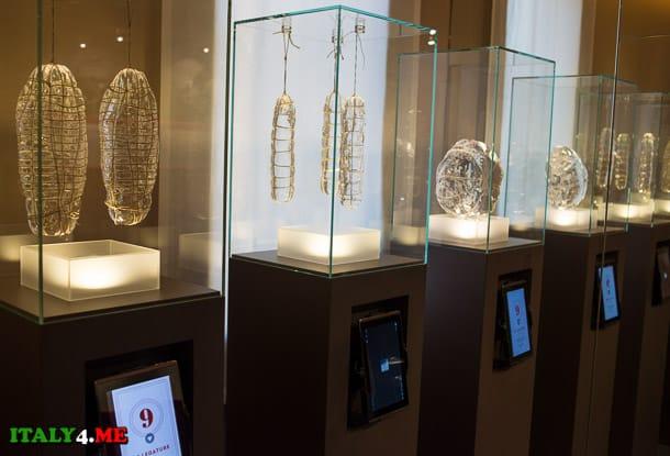 экспонаты музея мяса