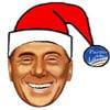 Берлускони Дед мороз