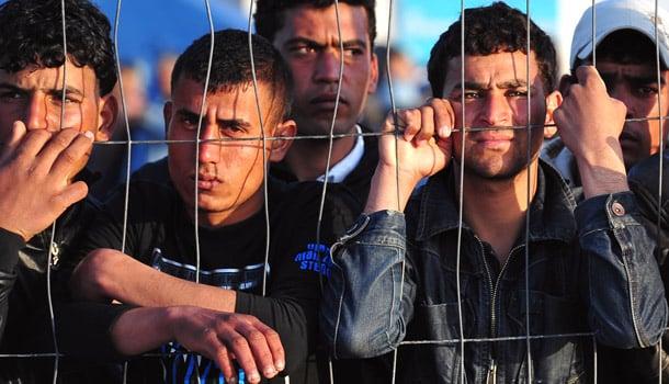 иммигранты Италия