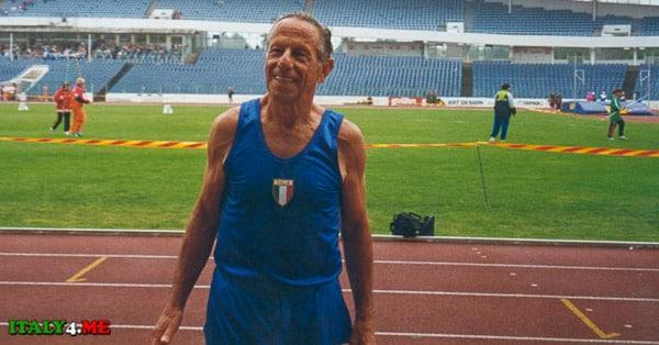 итальянец марафонец дедушка