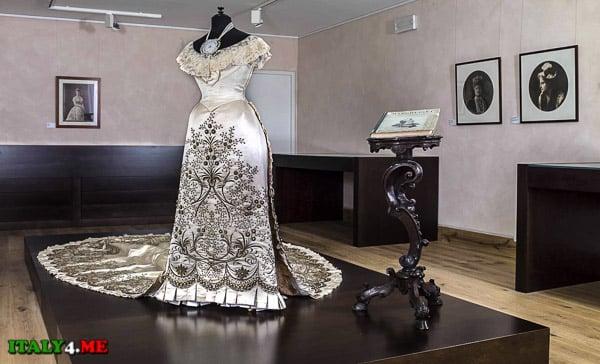 музей кружева Бурано Венеция