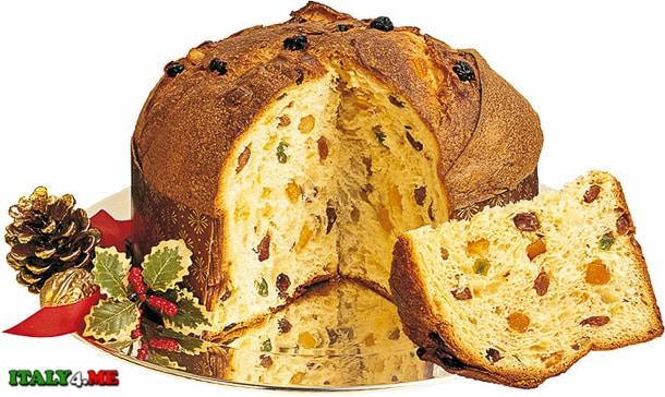 пирог Панеттоне