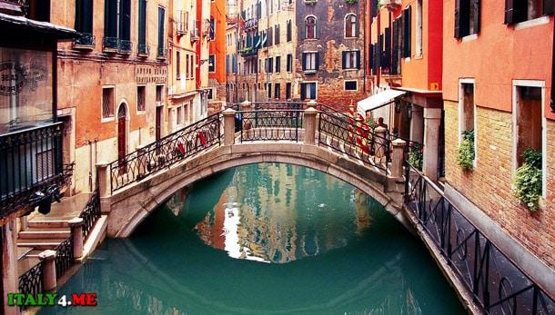 Венеция мост
