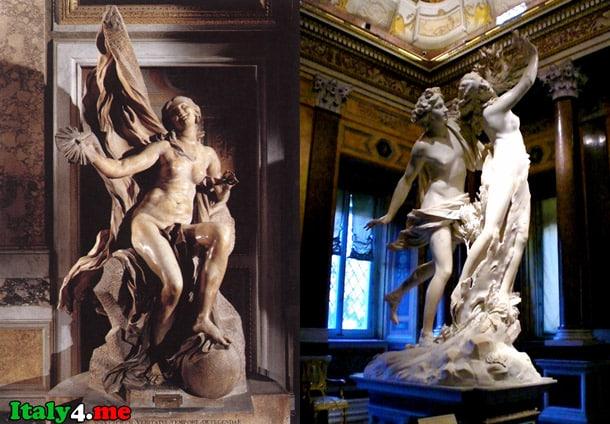 Скульптура Джан-Лоренцо Бернини