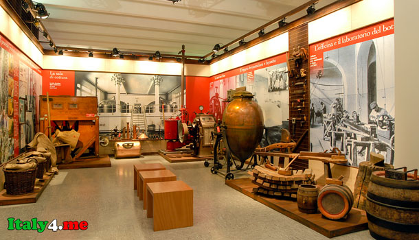 пиво музей Италия