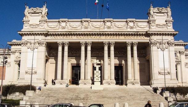 галерея в Риме