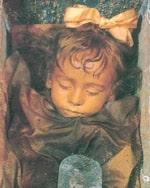 Розалия Ломбардо катакомбы капуцинов Сицилия музей