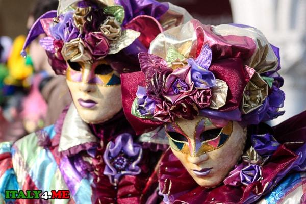 Венеция карнавал 2014