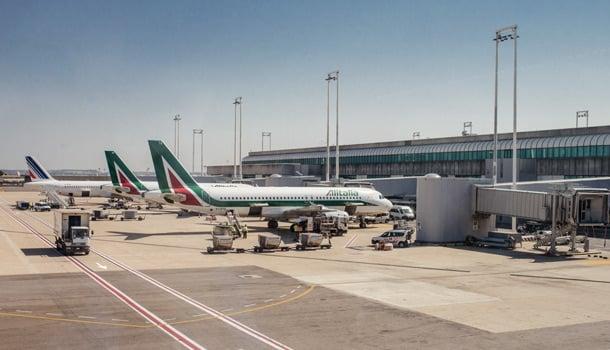 аэропорт Рим