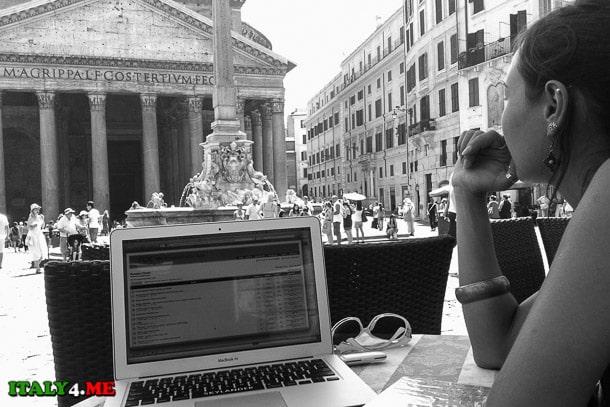 безработица Италия