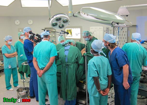 операция на сердце итальянские хирурги
