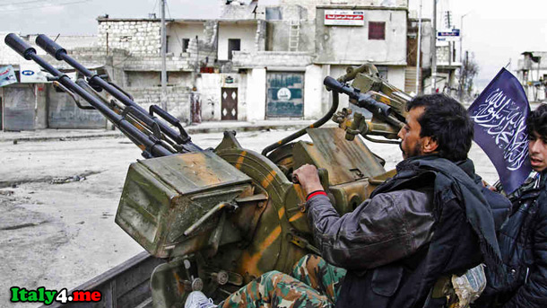 Сирия оружие конфликт