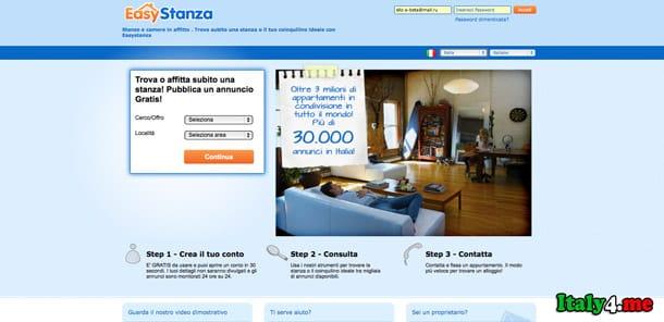 www.easystanza.it сайт