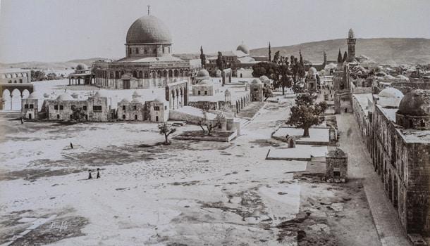 Святая земля в Иерусалиме