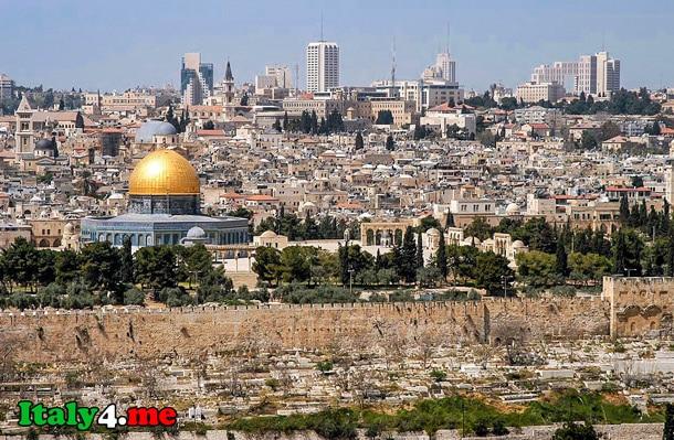 Святая Земля Иерусалим