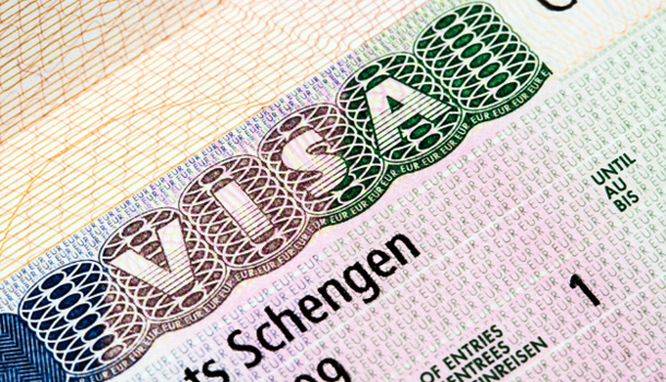 Итальянская шенген виза для белорусов