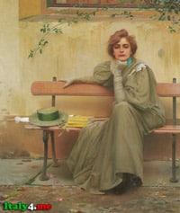 картина Витторио Коркоса