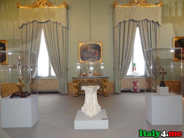 выставка Рим украденные ценности