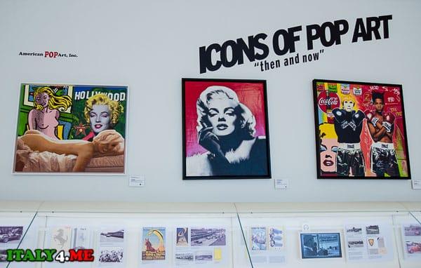 ICONS OF POP ART