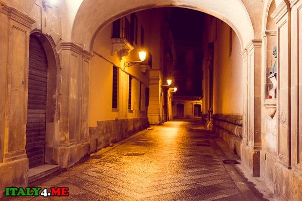 Трапани Сицилия