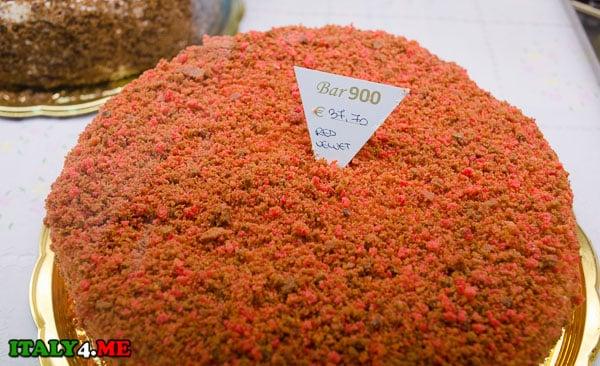 торт цена Сицилия