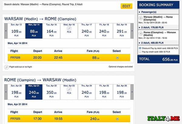 Ryanair-Modlin-Ciampino-1