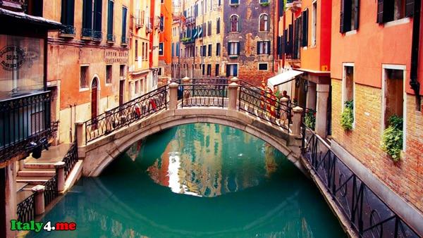 Венеция день святого Валентина