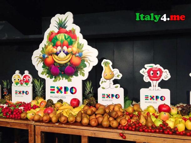 сувениры 2015 Экспо