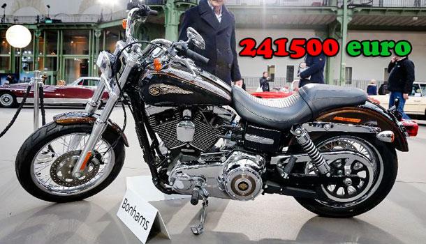 мотоцикл папы римского