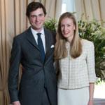 бельгийский принц и итальянка