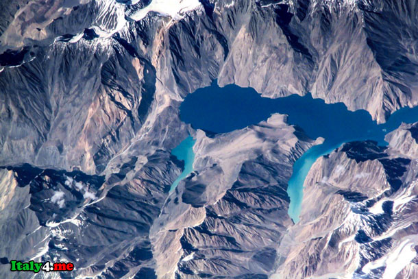 сарезское озеро Таджикистан